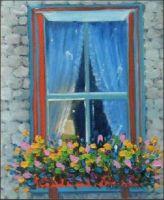Fenêtre parfumée
