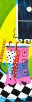 L'échelle à chats