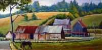 La grange à Fortunat