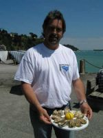 10. Oysters in Cancale hmmmm